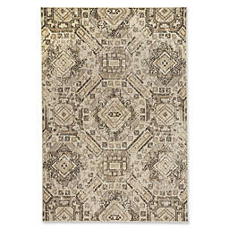 Capel Rugs Channel 5-Foot 3-Inch x 7-Foot 6-Inch Area Rug in Beige