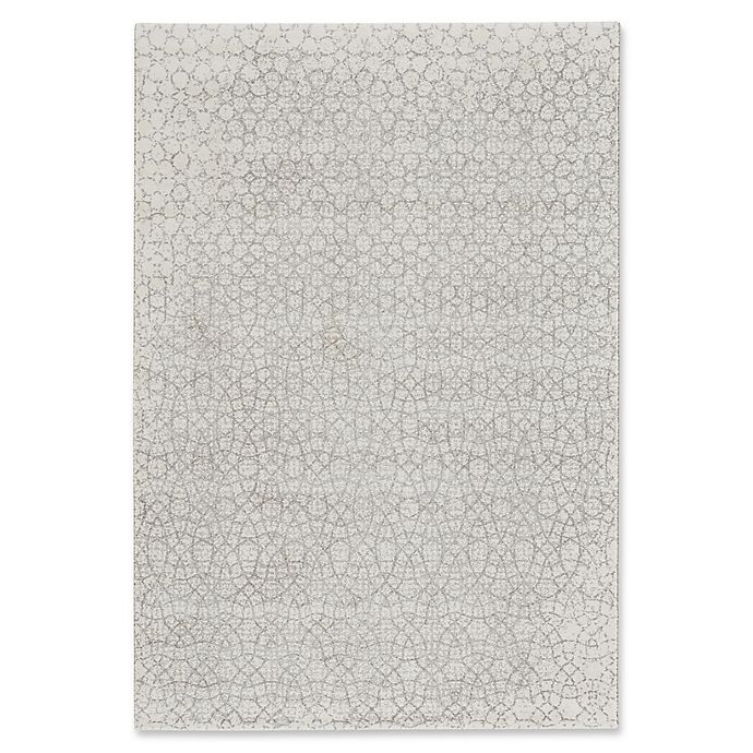 Alternate image 1 for Capel Rugs Channel 9-Foot 2-Inch x 12-Foot 5-Inch Area Rug in Silver