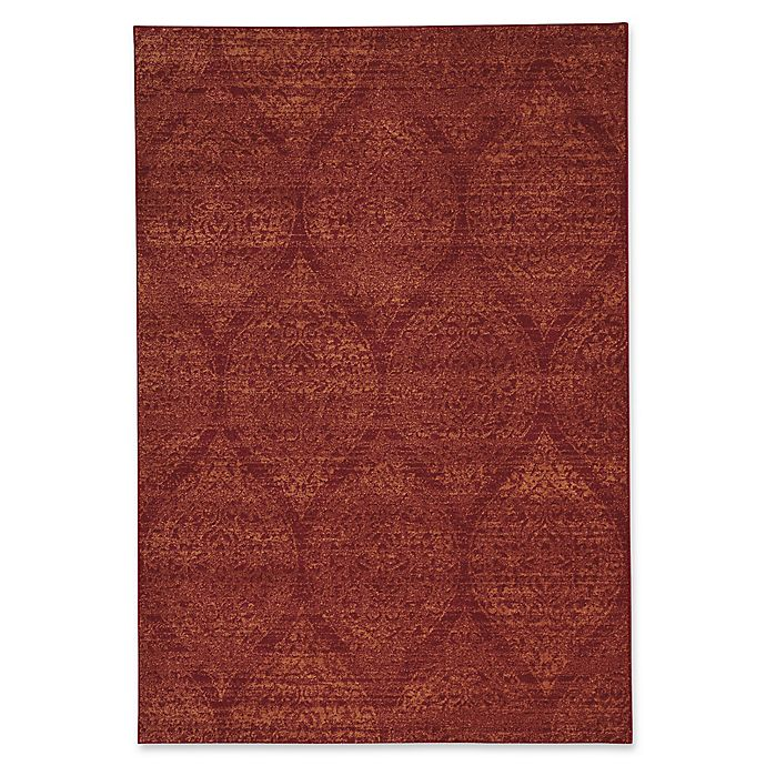 Alternate image 1 for Capel Rugs Channel 9-Foot 2-Inch x 12-Foot 5-Inch Area Rug in Flame