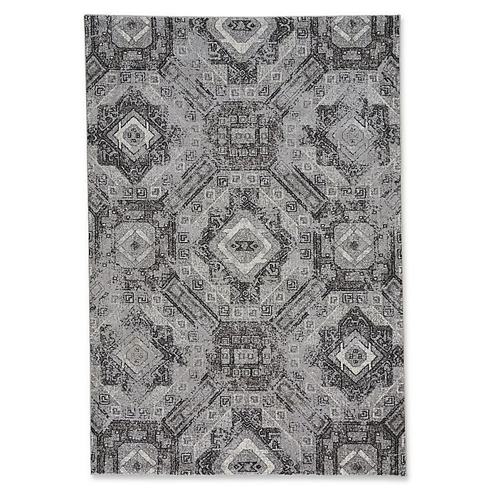 Alternate image 1 for Capel Rugs Channel 9-Foot 2-Inch x 12-Foot 5-Inch Area Rug in Tin