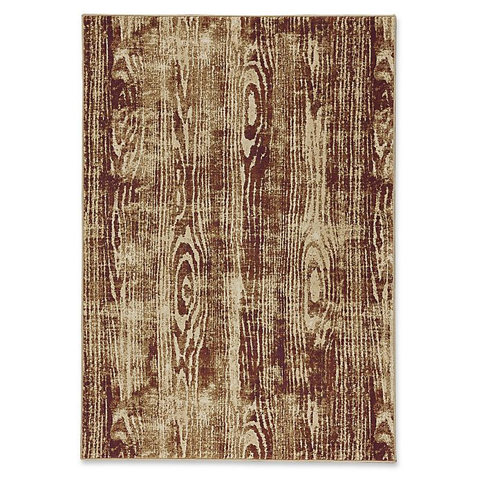 Alternate image 1 for Capel Rugs Kevin O'Brien Thicket 7-Foot 10-Inch x 10-Foot 10-Inch Area Rug in Gold