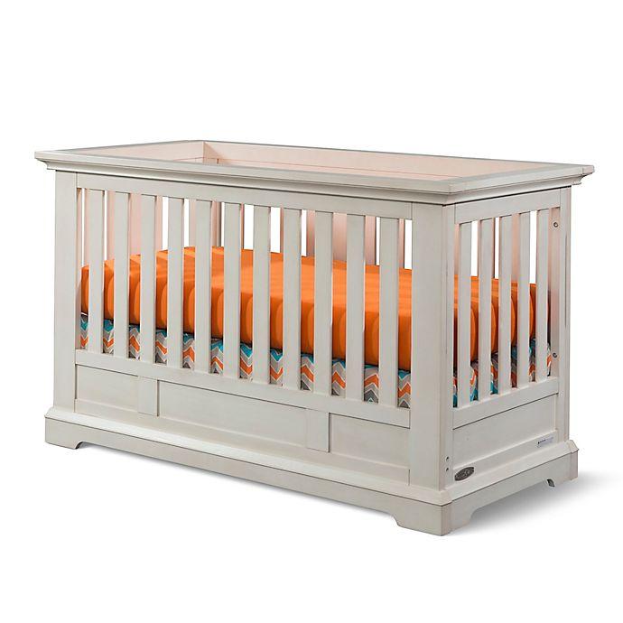 Alternate image 1 for Child Craft™ Devon 4-in-1 Euro Convertible Crib in Vintage Linen