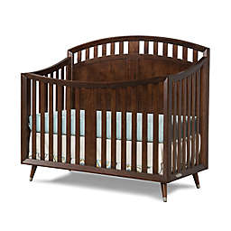 Child Craft™ Notting Hill 4-in-1 Convertible Arch Top Crib in Chocolate
