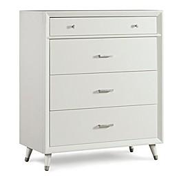 Child Craft™ Notting Hill 4-Drawer Dresser in Matte White