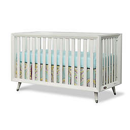 Child Craft™ Notting Hill 4-in-1 Convertible Euro Crib in Matte White