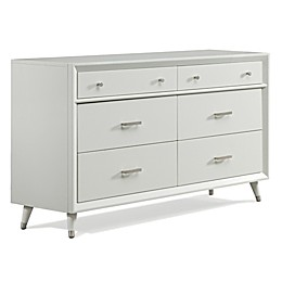 Child Craft™ Notting Hill 6-Drawer Double Dresser in Matte White