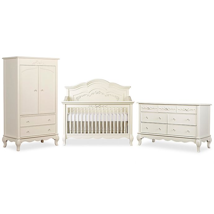 Nursery Furniture Collection In Ivory Lace View A Larger Version Of This Product Image