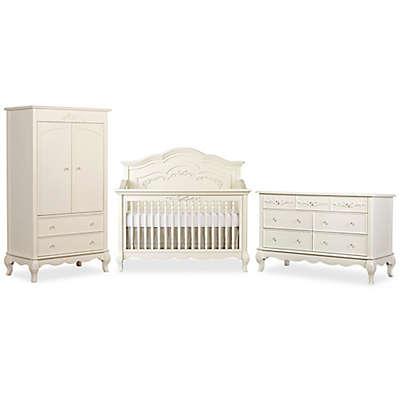 evolur™ Aurora Nursery Furniture Collection in Ivory Lace