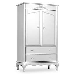 evolur™ Aurora Armoire in Akoya Grey Pearl