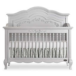 evolur™ Aurora 5-in-1 Convertible Crib in Akoya Grey Pearl