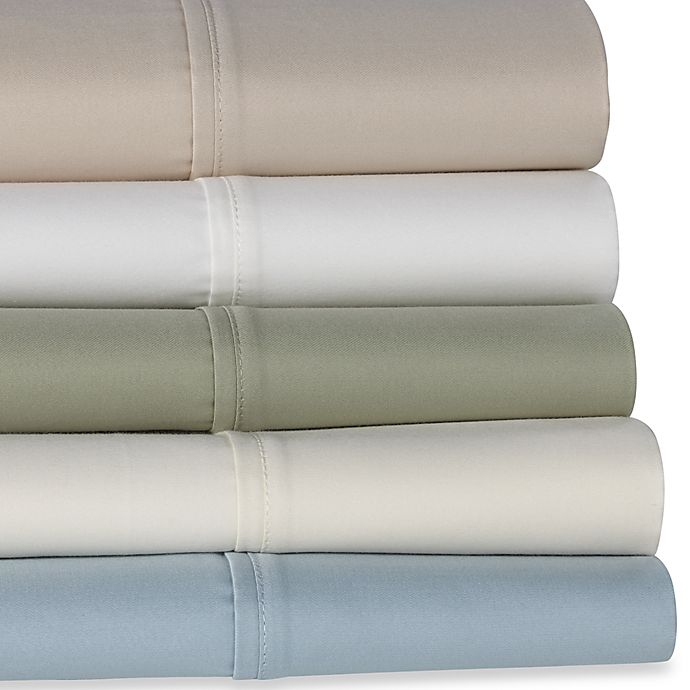 Royal Velvet Olympic Queen Sheet Set | Bed Bath & Beyond