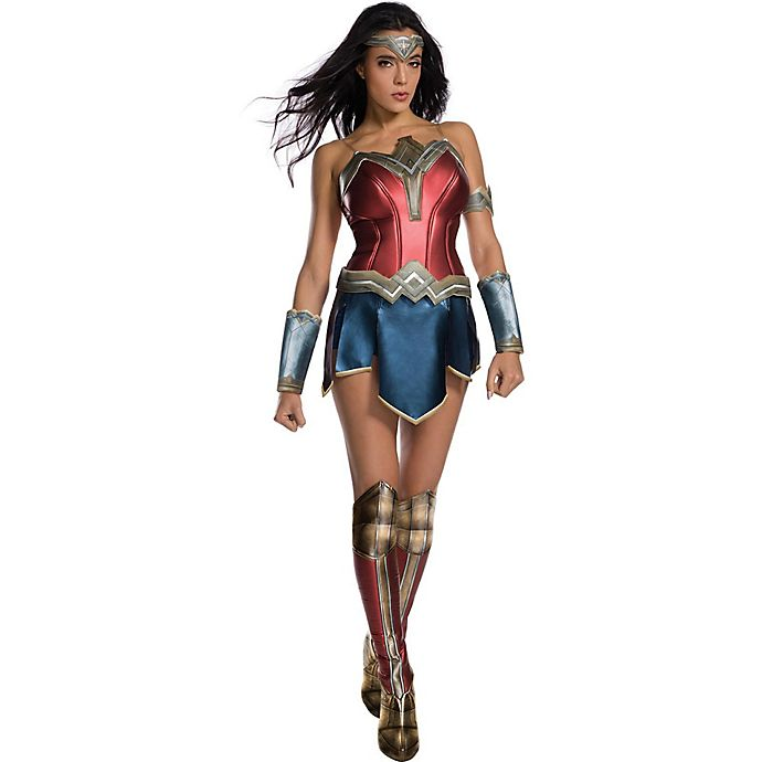 Dc Comics Wonder Woman Movie Halloween Costume Bed Bath Beyond