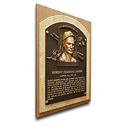 MLB Boston Red Sox Bobby Doerr That's My Ticket Hall of Fame Canvas Plaque