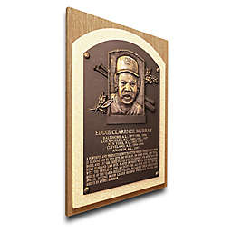 MLB Baltimore Orioles Eddie Murray That's My Ticket Hall of Fame Canvas Plaque