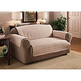 Innovative Textile Solutions Microfiber Loveseat Protector