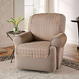 Innovative Textile Solutions Microfiber Recliner Protector