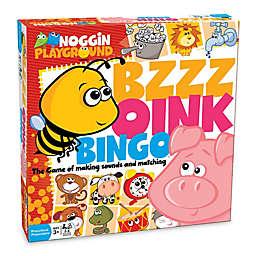 Noggin Playground Bzzz Oink Bingo Game