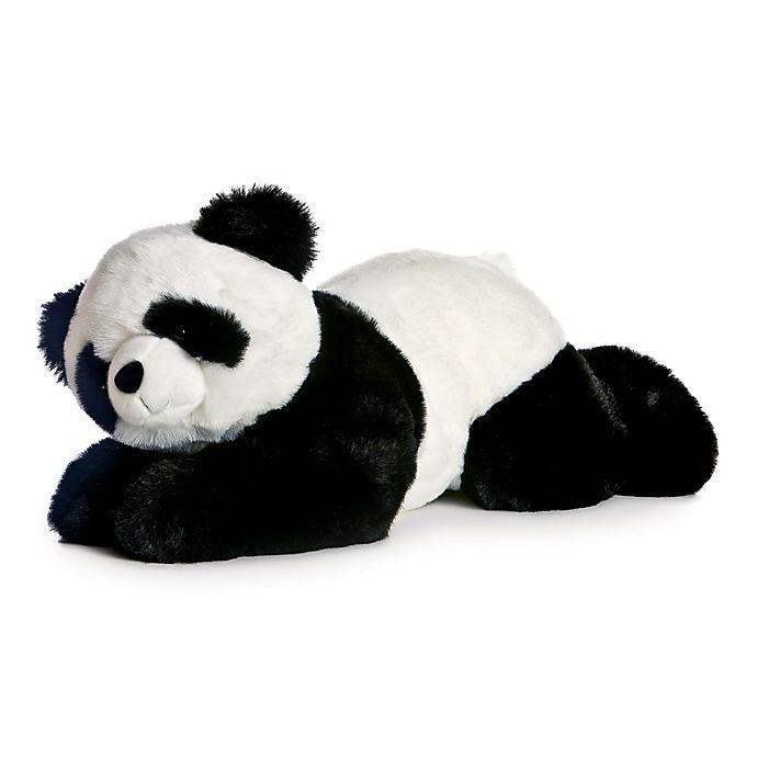 Alternate image 1 for Aurora World® Super Flopsies Xie-Xie Panda Plush Toy in Black/White