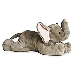 Aurora World® Super Flopsies Super Ellie Elephant Plush Toy in Grey