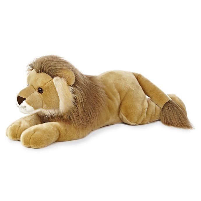 Alternate image 1 for Aurora® Super Flopsies Leo Lion Plush Toy in Tan