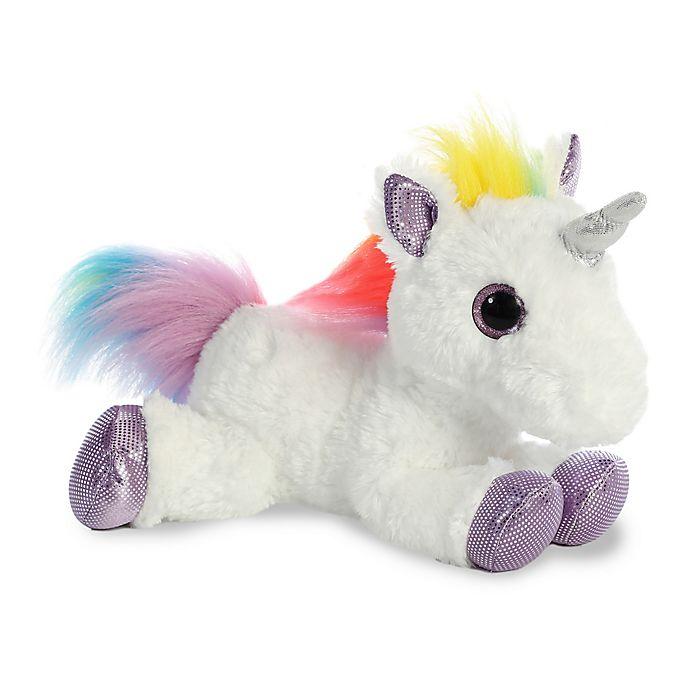 Alternate image 1 for Aurora World® Rainbow Unicorn Plush Toy