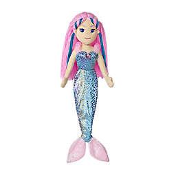 Aurora® Sea Sparkles Nixie Mermaid Plush Doll