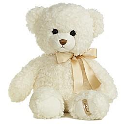 Aurora® World Ashford Bear Plush Toy in White