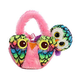 Aurora World® Owl You Need is Love Plush Toy in Pink