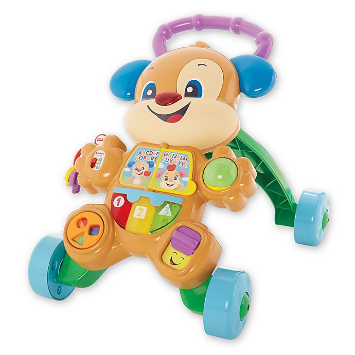 Alternate image 1 for Fisher Price® Laugh & Learn® Puppy Walker