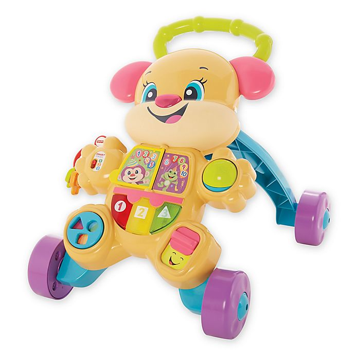 Alternate image 1 for Fisher-Price® Laugh & Learn® Smart Stages™ Learn with Sis Walker