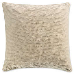 KAS Amara European Pillow Sham in Light Gold