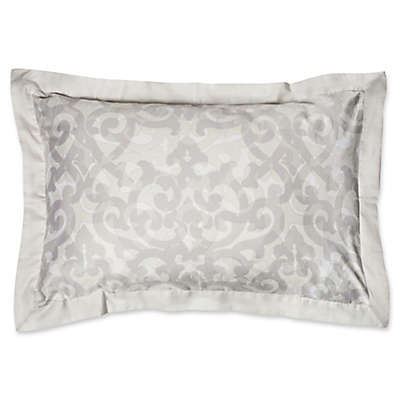 Charisma® Versailles Standard Pillow Sham in Grey