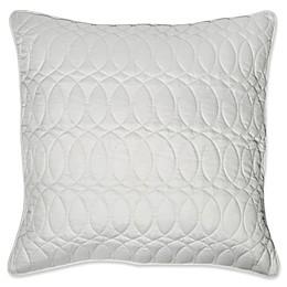 Charisma® Versailles European Pillow Sham in Grey