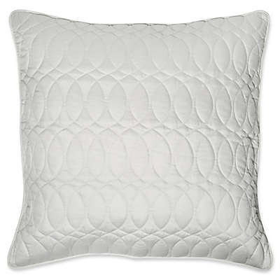 Charisma® Versailles European Pillow Sham in Grey
