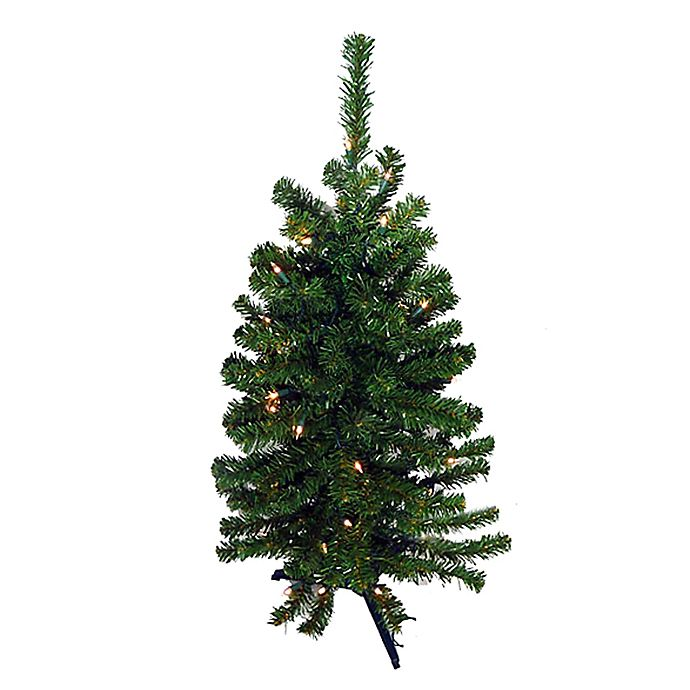 Where To Buy A Pre Lit Christmas Tree: Buy Darice 2-Foot Pre-Lit Artificial Pine Christmas Tree