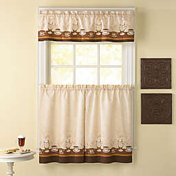 Coffee Curtains | Bed Bath & Beyond