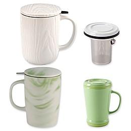 CasaWare® Tilt & Drip Tea Infuser Collection