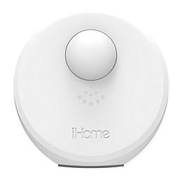 iHome Control Wi-Fi Motion Sensor in White