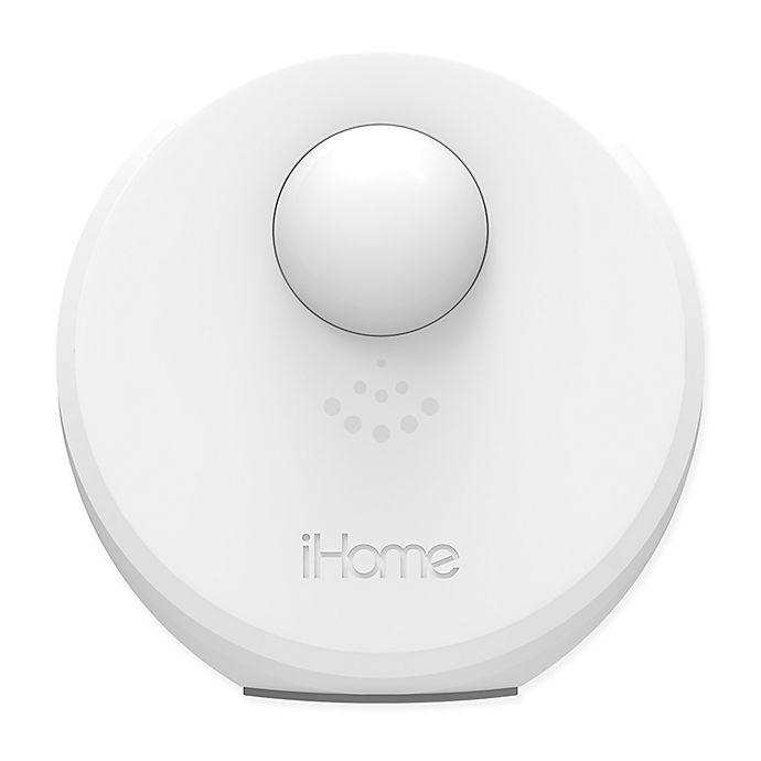 Alternate image 1 for iHome Control Wi-Fi Motion Sensor in White