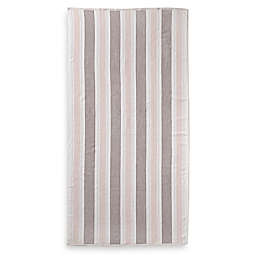 Bella Stipe Beach Towel in Blush