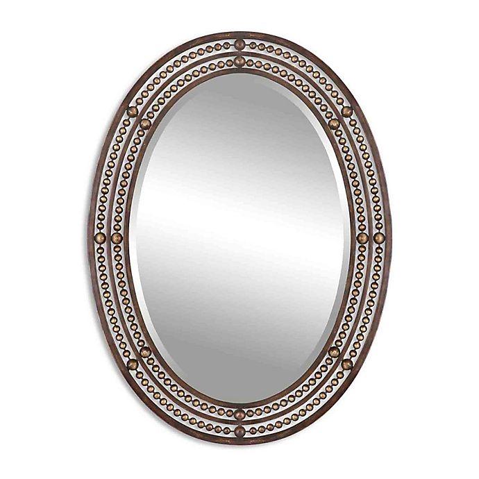 Vivian Wall Mirror By Uttermost: Uttermost Matney Wall Mirror