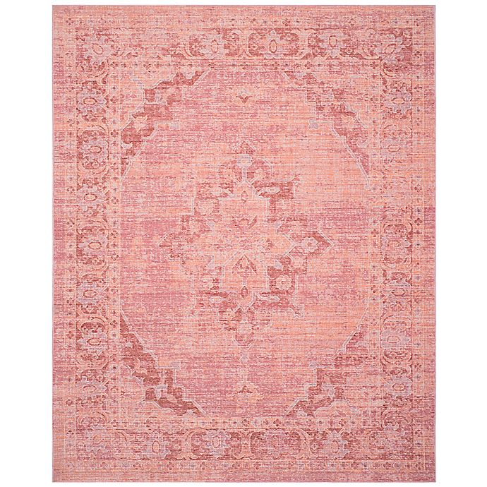 Alternate image 1 for Safavieh Windsor 8-Foot x 10-Foot Alexa Rug in Orange