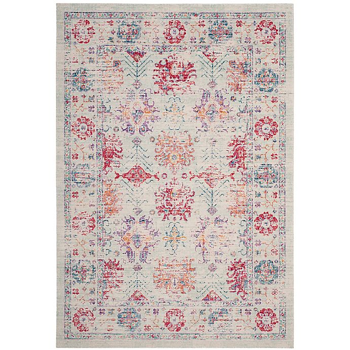 Alternate image 1 for Safavieh Windsor 8-Foot x 10-Foot Juliet Rug in Ivory