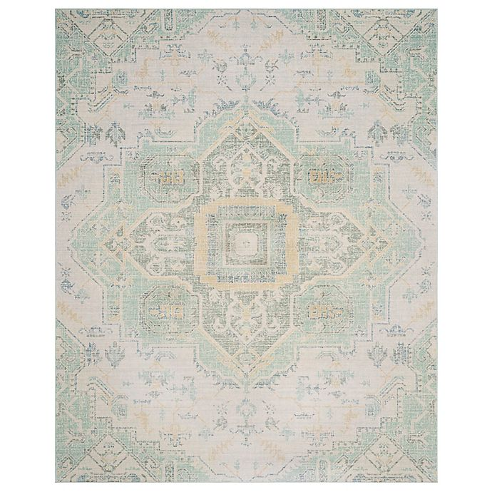 Alternate image 1 for Safavieh Windsor 8-Foot x 10-Foot Bethany Rug in Light Grey
