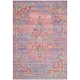 Safavieh Windsor 9-Foot x 13-Foot Perna Rug in Lavender