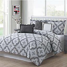 Studio 17 Brussels Reversible Comforter Set