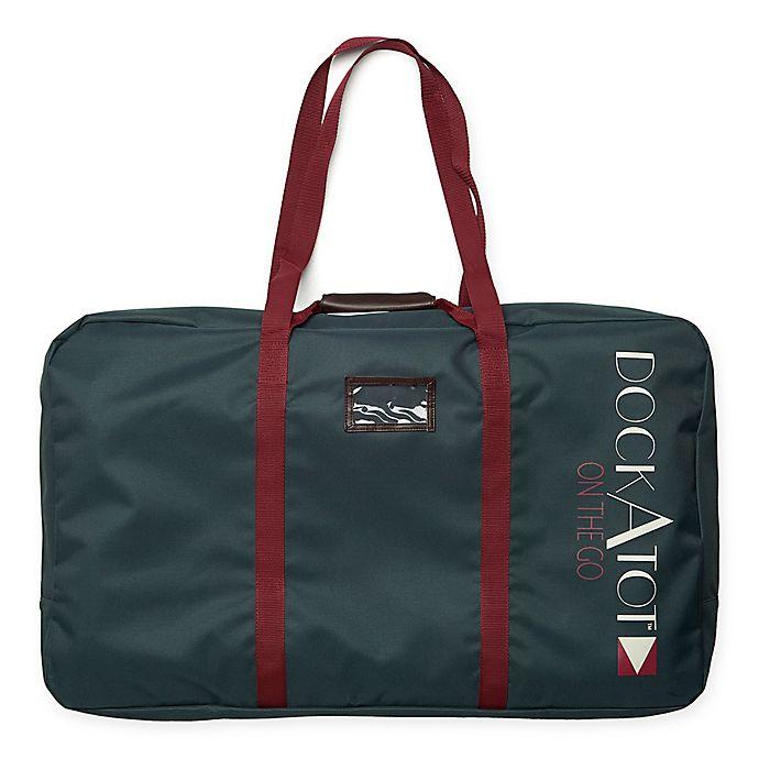 Alternate image 1 for DockATot® Deluxe Dock Transport Bag