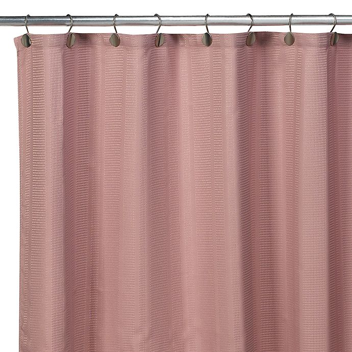 Westerly Fabric Shower Curtain