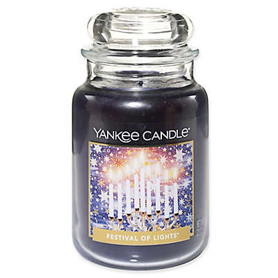 Yankee Candle® Festival of Lights Large Classic Jar Candle