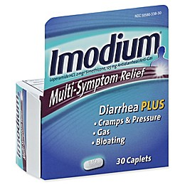 Imodium® 30-Count Multi-Symptom Relief Caplets